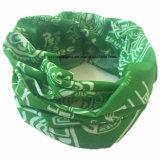 공장 생성에 의하여 주문을 받아서 만들어지는 인쇄 녹색 폴리에스테 목 관 스카프