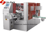 Big Zipper Bag Filling-Closing estanqueidade de máquinas da linha de produção