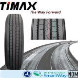 Sesgo de Timax neumáticos para camiones 11-22,5 neumático remolque 14pr 16pr