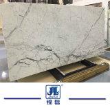 Calacatta pedra mármore Branco Polido para bancadas de trabalho/Projetado/Vanitytops/Hotel Design