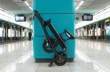 Onebot en dos ruedas Batería Panasonic Ebike plegable con luces LED