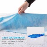100%の防水低刺激性のマットレスの保護装置