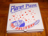 Пицца поддержания температуры в салоне