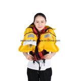 Manual/automático/Chaleco salvavidas inflables inflables de ropa para la pesca bote de goma de la vejiga Chaleco salvavidas inflables