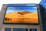 Piscine plein écran mur vidéo couleur P10 Affichage LED étanche pour la publicité