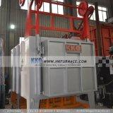 La cámara del horno de recocido con rango de 700-950Temperture c