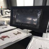 압박 자동적인 유형을 인쇄하는 8개의 색깔 타원형 스크린