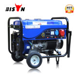 Bison China 5kw Easy-Moving generador de gas, Biodigestor, generador eléctrico de Gas