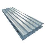 Strato d'acciaio del tetto Dx51d di Aiyia del grado ondulato della costruzione