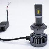 Sistema de iluminación de auto car d4s faros LED