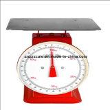 bilancia a quadrante di pesatura manuale della scala di 60kg Paltform