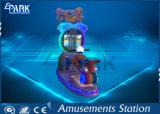 Machine van het Spel van de Motor van de Simulator van de Arcade van de Rit van Kiddie van het vermaak de Muntstuk In werking gestelde 3D Video voor Kinderen