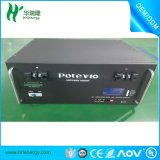 Inversor de la batería 48V 100Ah 3700wh Batería UPS