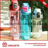 Logo personnalisé imprimé sport en plastique sans BPA bouteille d'eau