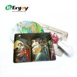 Logo personnalisés en couleur imprimable Tapis de souris promotionnel bon marché