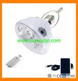 Celda solar 3W Bombilla de la energía para iluminación del hogar