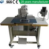 Macchina per cucire industriale automatizzata Mitsubishi del ricamo del reticolo del fratello