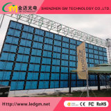 LED de vidrio/3D Video Wall Color Precio/Alquiler Pantalla de LED P5
