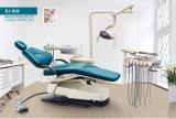 3メモリプログラムLEDセンサーランプが付いている歯科椅子の単位