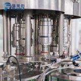 プラスチックびんの飲料水の製造工場の天然水の満ちるプラント