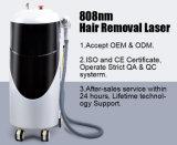 Verticaal Apparaat 808nm van de Verwijdering van het Haar van de Laser de Apparatuur van de Schoonheid van de Diode