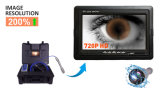 Cctc digital à prova de Esgoto Residencial vídeo câmara de inspecção de Linha