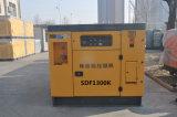 24 bar/447kw, SDF1300K, de luchtcompressor in twee stadia van de compressiediesel vaste schroef