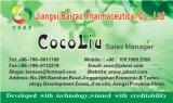 Stabilimento chimico quotidiano dell'eugenolo di CAS no. 97-53-0 dell'eugenolo di fragranza dell'olio dell'alimento di sapore di pelle di cura del profumo metilico essenziale naturale delle estetiche più del normale farmaceutico