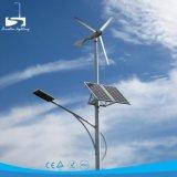 Door accu's geharde wind Solar Street Lighting System