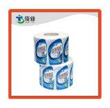 Banho de limpeza de cola de Elevada autocolante de papel/rótulo personalizado