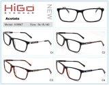 Fabrikanten van de Frames van de Oogglazen van de Randen van de acetaat de Materiële Optische in China