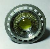MR16 5W 85-265V weißer PFEILER LED Scheinwerfer