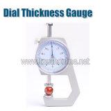 Joyas Instrumentos de medición calibrador de espesor de marcación