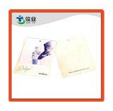 Impreso el logotipo de jeans de marca de papel columpio/ Una impresión personalizada de Hang Tags