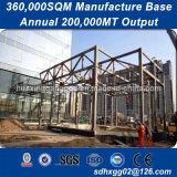 Prova de cupins boa relação custo eficácia Prédios de Armazenagem da estrutura de aço