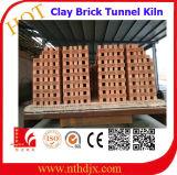 Nouveau design moderne en brique en argile four tunnel fabricant