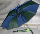 2-vouwend de Paraplu van het Golf