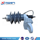 9kv Silicon Rubber Polymer Housed Metal Oxide Gapless Surge Arrester