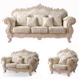 Sofà classico del tessuto nel colore selettivo dei sofà e in Seaters (603)