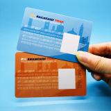 CMYK printing PVC ISO 14443A MIFARE 고전적인 1K RFID 카드