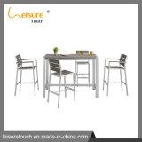 Piscina Bistro mesa e cadeira Bar Lazer Definir Mobiliário de Jardim