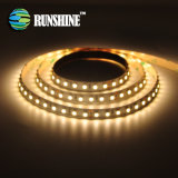 120 LEDs de alto desempenho/m faixa LED 9,6 watt por metro