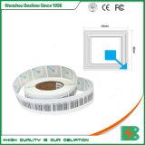 Система охранной сигнализации EAS RF 8.2MHz частоты 40*40мм размер мягкой этикетки