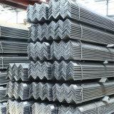 La vendita calda galvanizza l'angolo d'acciaio con i fori