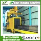 Qh69 Вертикальный стальной пластины дробеструйная очистка машины/пескоструйной очистки оборудования