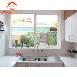 Venta caliente seguro y ventilado de aluminio y ventanas de aluminio