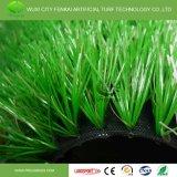 高品質のフットボールの泥炭のサッカーの人工的な草
