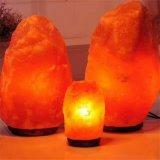 ヒマラヤ山脈の水晶塩ライト5kg 7-60W