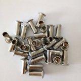 M6X18 Klinknagels van de Paddestoel van het roestvrij staal de Hoofd Semi-Tubular