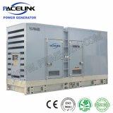 super leises Dieselfestlegenset 440kVA angeschalten von Perkins mit Ce/ISO